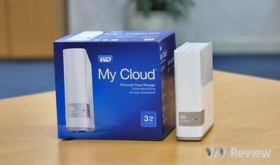 WD My Cloud 3 TB Personal Cloud Storage - brand new, never opened