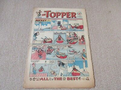 "Topper comic,No 547- July 27th 1963- - Fair Condition "" Flip Mcoy"""