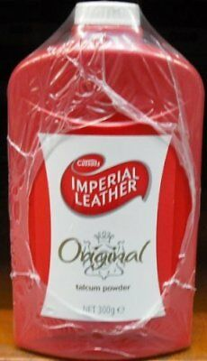 Imperial Leather Talcum Powder Original 300g - Pack of 2