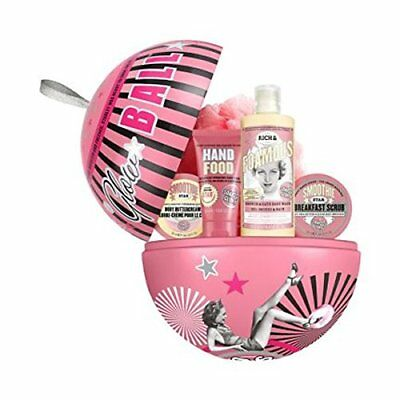 Soap  Glory Glow Ball Smoothie Star Christmas Gift Set