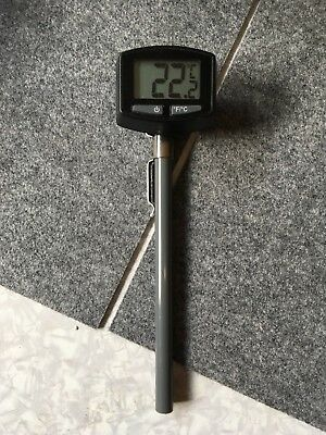 Weber 6492 🌡 Digitales Thermometer Grillthermometer Bratenthermometer 🥩🥓