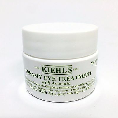 Kiehl's Creamy Eye Treatment with Avocado 0.50 Oz / 14g
