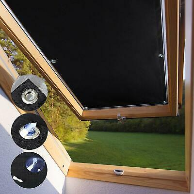 Travel Window Blackout with Suction Cups Blind Sun Shade Various Size