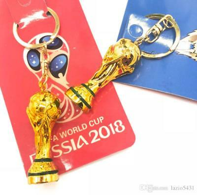 New World Cup Full Size Trophy Replica Football Memorabilia Gift 1.4Kg Russia