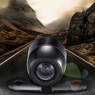 170° Car Front View Forward Camera Waterproof for Parking Monitor No Guide Line