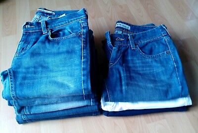 8 x Jeans Only Levis s.oliver 36/34 27-28 straight