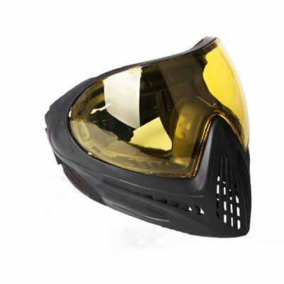 New FMA Paintball Airsoft F1 Safety Anti-fog Protection Goggle/Full Face Mask