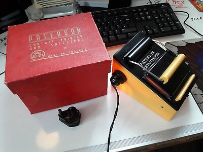 Vintage Paterson contact printer and safelight. made in England. Original...