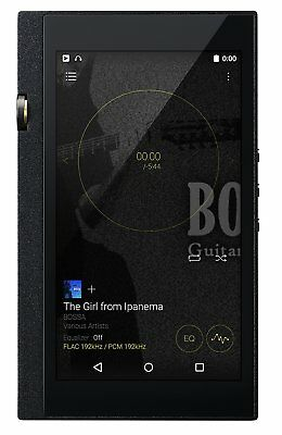 ONKYO DP-X1A (64GB) Hi-Res Digital Audio Player Black Japan Model