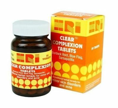 Hri Clear Complexion Tablets [60s]  (3 Pack)