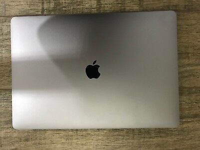 Apple MacBook Pro 15.4 Core i7 2.6 GHZ 256GB SSD - Retina A1707 - Space Gray