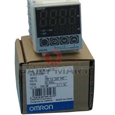 Brand New Omron E5CWL-Q1TC 100-240VAC Resistance Thermometer Temperature Quality