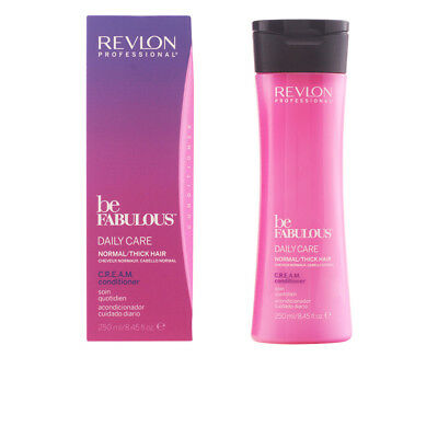 BE FABULOUS daily care normal cream conditioner 250 ml