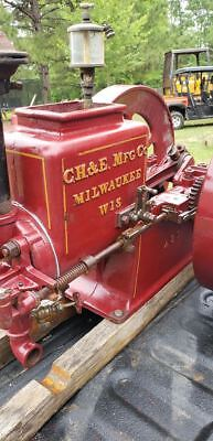 CH&E  Gas Hit and Miss Engine