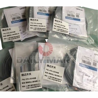 NEW OMRON E2B-M30LN30-WP-B1 PNP Unshielded LED 3 Wire Inductive ...
