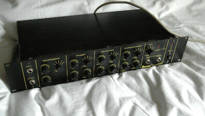 Ibanez UE 400 Multieffekt Distortion Chorus Rack - VINTAGE - Rar - Made in Japan