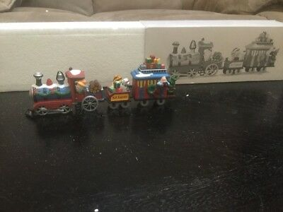 Dept 56 Heritage Accessory 'North Pole Express' Set Of 3 #56368 In Original Box