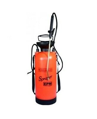 Professional Manual Pressure Sprayer 8 Liters with Brass Lance