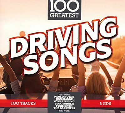 100 Greatest Driving Songs [CD]