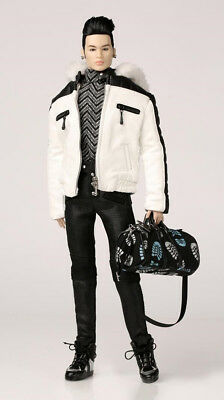 Tate Tanaka Believe The Hype Male Industry Fashion Royalty Doll