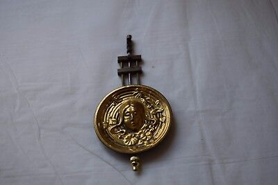 antique clock pendulum 3