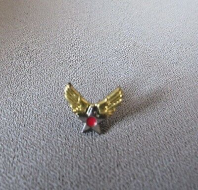 Vintage WWII USAAF United States Army Air Force Pin Collectible SAAD Pin