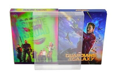 SCF4 Blu-ray Steelbook Fullslip Protectors (Old Size) (Pack of 20)