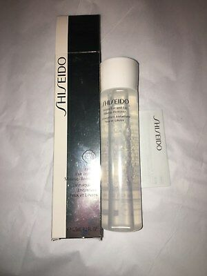 SHISEIDO INSTANT EYE AND LIP MAKEUP REMOVER 4.2 fl. oz. / 125 ml FREE SHIPPING
