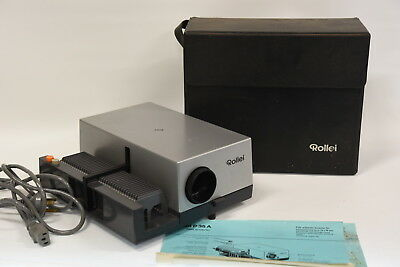 Rollei P35A 35mm Slide Film Projector - No Cord Remote