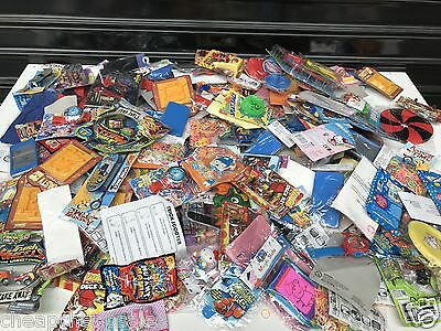 BULK VENDING TOYS KIDS MIX BUNDLE 500 PIECES IN A BOX less than 25 cents a piece