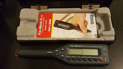 Calculated Industries 6130 Scale Master II V3.0 Digital Plan Measuring System