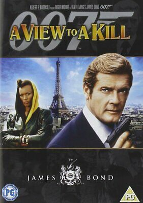 Bond Remastered - A View To A Kill (1-disc) [1985] (DVD)