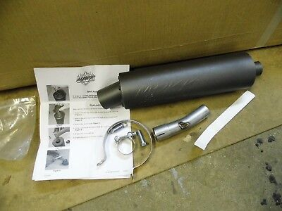 Honda Trx300 Four Trax Mbrp Slip On Muffler At7108