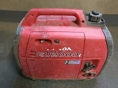 Honda EU2000i Portable Generator 2000W Inverter Super Quiet Gasoline Powered