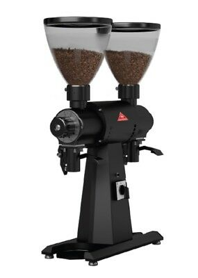 Mahlkonig EKK43 Retail Double Hopper Coffee Espresso Grinder, BLACK * Dealer *