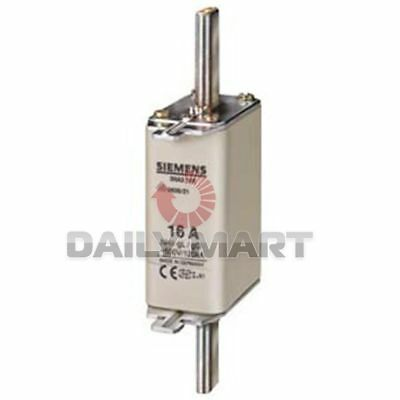 New SIEMENS NH Fuse-Link Size 1 500V 200A 3NA3140-0CC 200A
