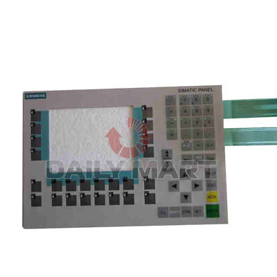 New Siemens OP270-6 6AV6542-0CA10-0AX0 Protective Touch Screen Membrane Keypad