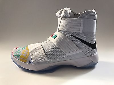 innovative design 7e00b 13479 Brand New Nike Lebron Soldier 10 Academy Promo Us 11 Player Exclusive Pe  Sample