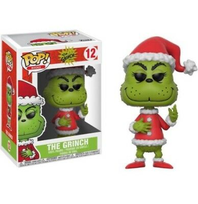 Funko Pop The Grinch #12 The Grinch Santa