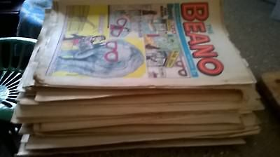 49 Beano comics from 1971..Including Christmas Issue