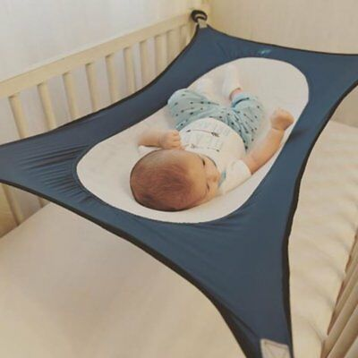 Newborn Baby Travel Seat Bed Safety Hammock Bed Infant Detachable Sleeping Bed