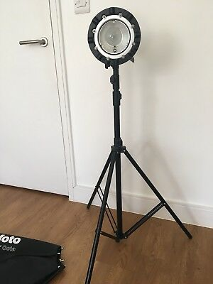 Prophoto Softbox RFI 3 Octa With Elinchrom D-lite One, Stand, Prophoto Speedring