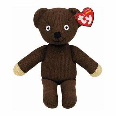 TY Original Beanie - Mr Bean Teddy Bean