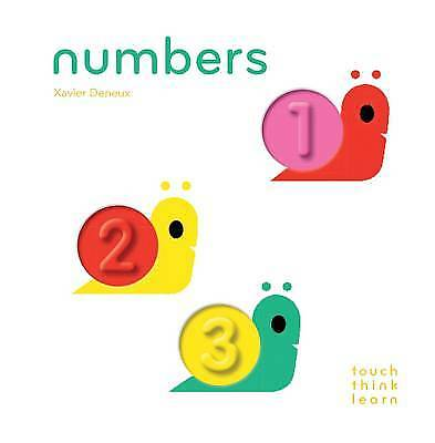 TouchThinkLearn: Numbers, Xavier Deneux, New