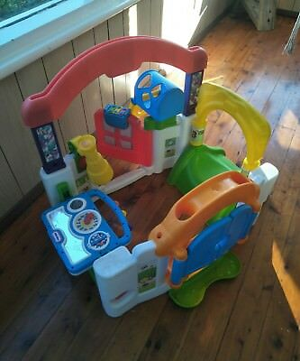 Little tikes activity garden Baby toddler play centre