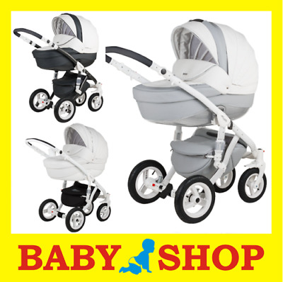 ADAMEX Barletta Deluxe Carbon 2in1 Stoller Pushchair Sport seat FREE SHIPPING