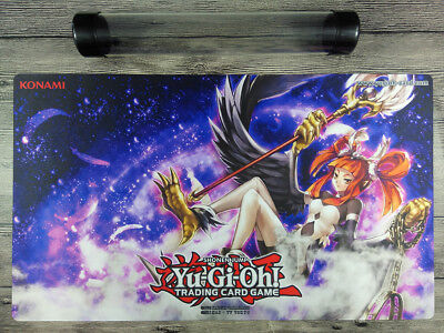 Harpie Channeler YuGiOh Trading Card Game Playmat CCG Mat Free High Quality Tube