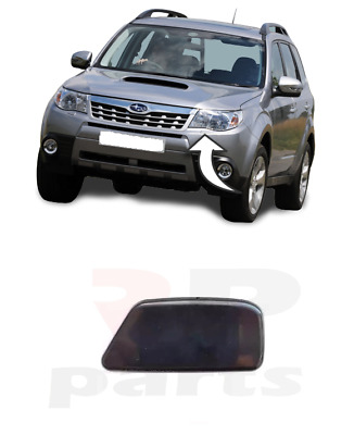 New Subaru Forester 2009 - 2013 Headlight Washer Covers Cap Left N/S 86636Sc030