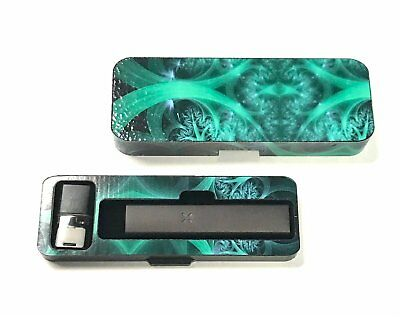 PAX ERA TRAVEL case Green Abstract 4 by Jwraps