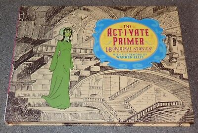The Act-I-Vate Primer - 16 Original Stories - Webcomics Collective - 1St Ed 2009